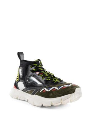 VALENTINO GARAVANI: sneakers online - Sneaker alte nere Heroes Reflex