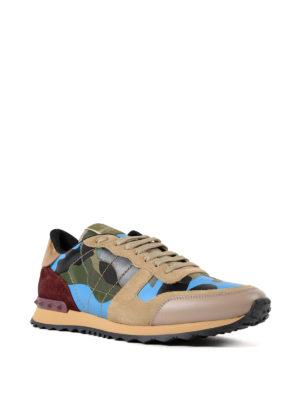VALENTINO GARAVANI: sneakers online - Sneaker multicolore Rockrunner