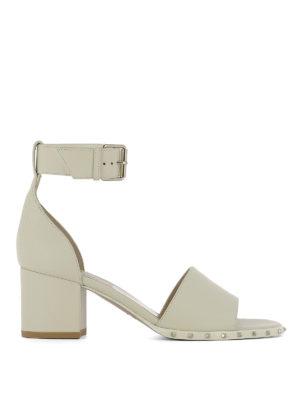 Valentino Garavani: sandals - Soul Rockstud sandals