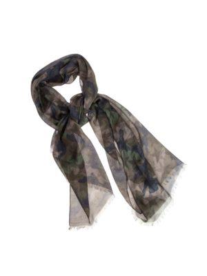 VALENTINO GARAVANI: scarves - Cashmere and silk pashmina