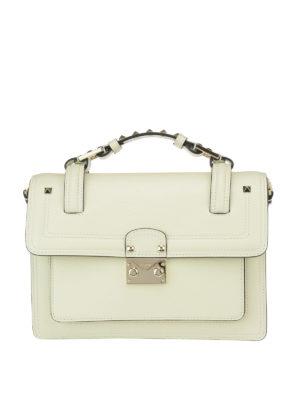 Valentino Garavani: shoulder bags - My Rockstud leather bag
