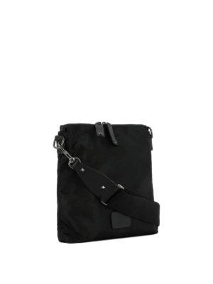 Valentino Garavani: shoulder bags online - Camouflage messenger bag