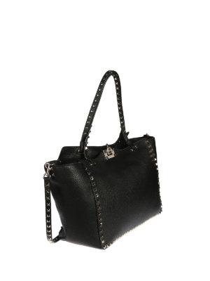 Valentino Garavani: shoulder bags online - Rockstud medium shoulder bag