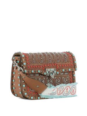 Valentino Garavani: shoulder bags online - Rockstud Rolling shoulder bag