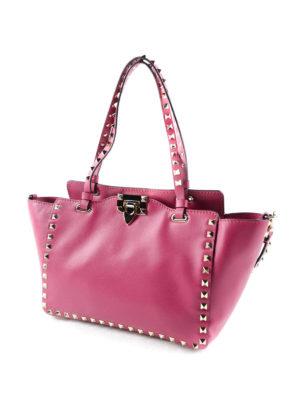 Valentino Garavani: shoulder bags online - Rockstud small shoulder bag