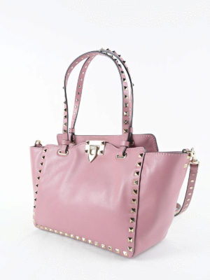 Valentino Garavani: shoulder bags online - Rockstud small shoulder bag
