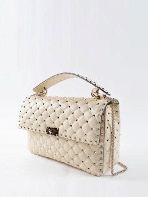 Valentino Garavani: shoulder bags online - Rockstud Spike bag