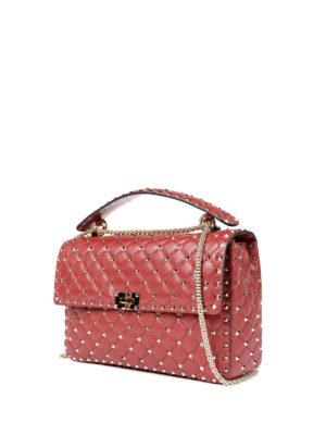 Valentino Garavani: shoulder bags online - Rockstud Spike shoulder bag