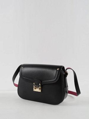 Valentino Garavani: shoulder bags online - Studded leather shoulder bag