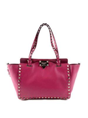 Valentino Garavani: shoulder bags - Rockstud small shoulder bag