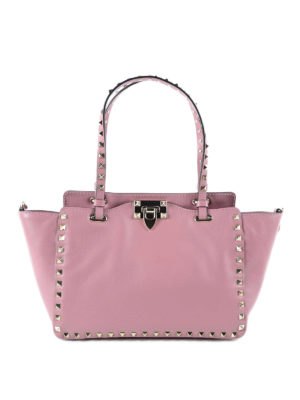 Valentino Garavani: shoulder bags - Rockstud small shoulder bag