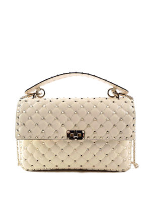 Valentino Garavani: shoulder bags - Rockstud Spike bag
