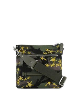 Valentino Garavani: shoulder bags - Zandra Rhodes messenger bag