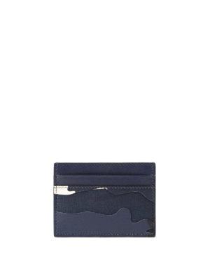 Valentino Garavani: wallets & purses - Camouflage card case