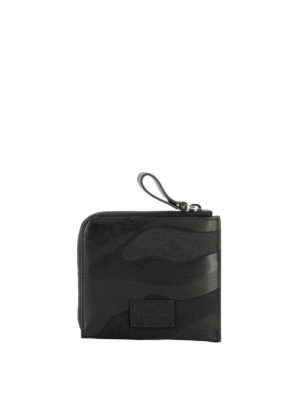 Valentino Garavani: wallets & purses - Camu leather wallet