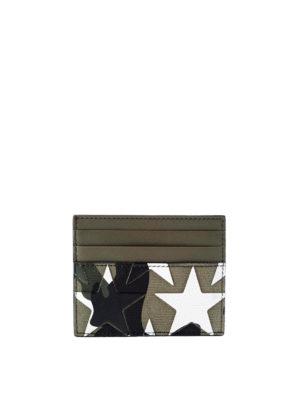Valentino Garavani: wallets & purses - Camu print cardcase