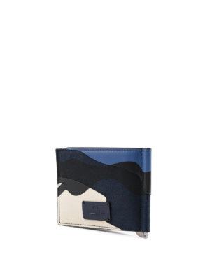 Valentino Garavani: wallets & purses online - Camouflage wallet