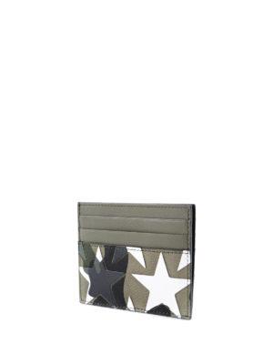Valentino Garavani: wallets & purses online - Camu print cardcase