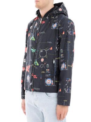 VALENTINO: giacche casual online - Giacchino impermeabile videogame Arcade