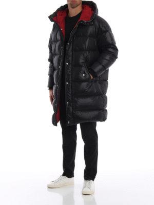 VALENTINO: cappotti imbottiti online - Piumino over VLTN con cappuccio