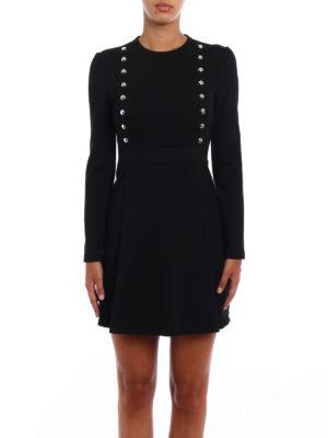 Valentino Red: short dresses online - Viscose blend jersey dress