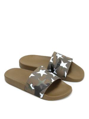 Valentino: sandals online - Camustars slider sandals