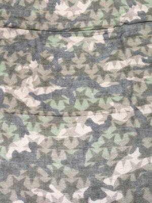 Valentino: scarves online - Camustars cashmere blend scarf