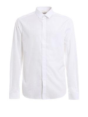 Valentino: shirts - Cotton poplin classic shirt