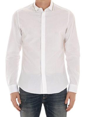 Valentino: shirts online - Rockstud shirt