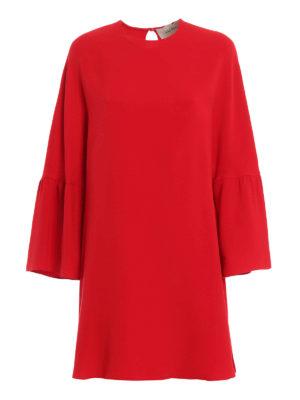 Valentino: short dresses - Silk cady short dress