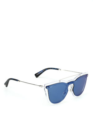 Valentino: sunglasses - Nylon fibre blue lenses sunglasses