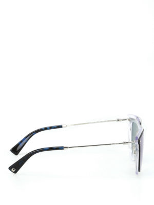 Valentino: sunglasses online - Nylon fibre blue lenses sunglasses