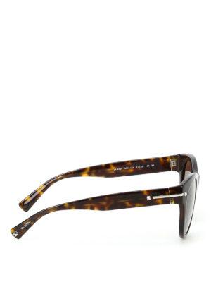 Valentino: sunglasses online - Tortoiseshell acetate sunglasses