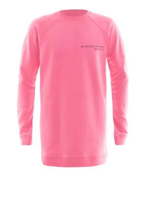 Valentino: Sweatshirts & Sweaters - Anywhere long sweatshirt