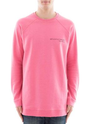 Valentino: Sweatshirts & Sweaters online - Anywhere long sweatshirt