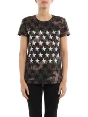 Valentino: t-shirts online - Camustars Mariposa T-shirt