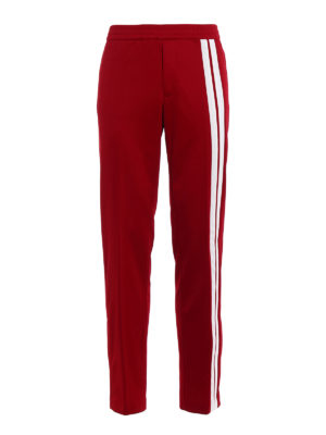 Valentino: tracksuit bottoms - Side bands tracksuit bottoms