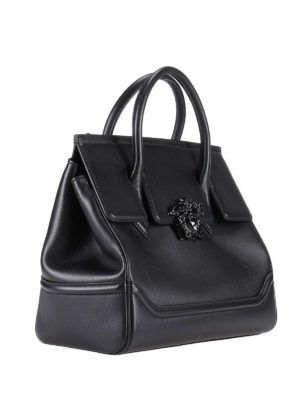 Versace: bowling bags online - Palazzo Empire large bag