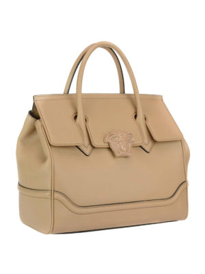 Versace: bowling bags online - Palazzo Empire large bowling bag