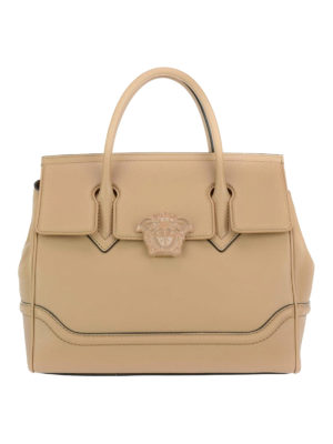 Versace: bowling bags - Palazzo Empire large bowling bag