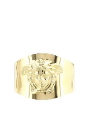 Versace: Bracelets & Bangles - Medusa Head cuff bracelet