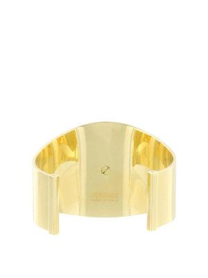 Versace: Bracelets & Bangles online - Medusa Head cuff bracelet