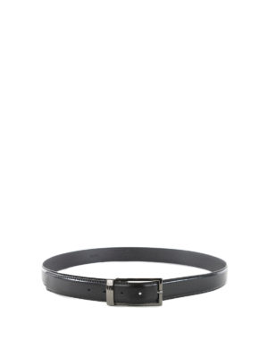 Versace Collection: belts - Leather belt
