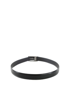 Versace Collection: belts online - Leather belt