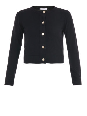 Versace Collection: cardigans - Wool blend cardigan