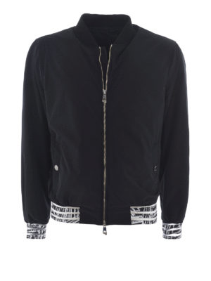 Versace Collection: casual jackets - Nylon jacket