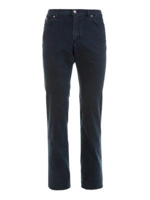 Versace Collection: straight leg jeans - Denim classic jeans