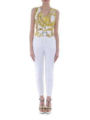Versace: jumpsuits online - Versace Jeans  jumpsuit