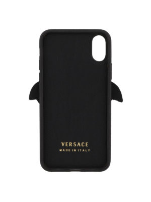 VERSACE: custodie e cover online - Cover Medusa per iPhone X