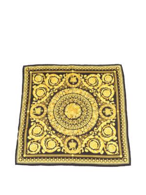VERSACE: sciarpe e foulard online - Foulard Baroque SS'92 Tribute